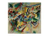 Improvisation Klamm, 1944 Giclee Print by Wassily Kandinsky