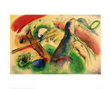 Composition E, 1916 Giclee Print by Wassily Kandinsky