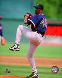 Pedro Martinez 1998 Action Photo