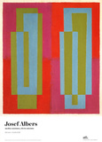 Oscillating (C) Collectable Print by Josef Albers