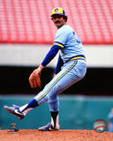 Rollie Fingers 1982 Action Photo