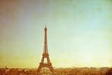 The Eiffel Tower (Nickname La Dame De Fer, the Iron Lady),The Tower Has Become the Most Prominent S Posters by  ilolab