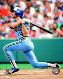 Paul Molitor 1983 Action Photo