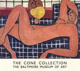 Large Reclining Nude Samlertryk af Henri Matisse