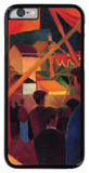 Tightrope iPhone 6 Case by Auguste Macke