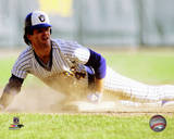 Paul Molitor 1981 Action Photo