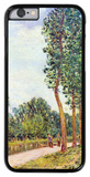 Banks of the Loing in Moret iPhone 6 Case by Alfred Sisley