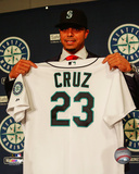 Nelson Cruz 2015 Press Conference Photo