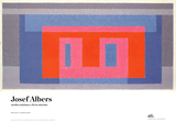 Luminous Day Collectable Print by Josef Albers