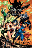 DC Comics Justice League - Charge Prints