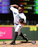 Tom Wilhelmsen 2014 Action Photo