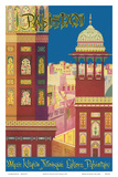 Pakistan - Wazir Khan's Mosque Posters