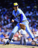 Rollie Fingers 1985 Action Photo