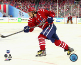 Alex Ovechkin 2015 NHL Winter Classic Action Photo
