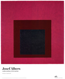 Homage to the Square: Guarded Collectable Print by Josef Albers