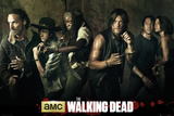 Walking Dead - Season 5 Kunstdrucke