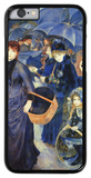 Les Para Pluies iPhone 6 Case by Pierre-Auguste Renoir