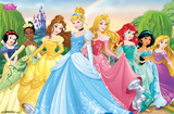 Disney Princess - Group 2015 Poster
