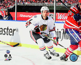 Niklas Hjalmarsson 2015 NHL Winter Classic Action Photo