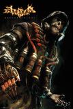 Batman Arkham Knight - Scarecrow Stampe