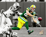 Jordy Nelson 2014 Spotlight Action Photo