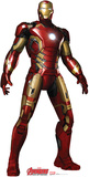 Avengers: Age Of Ultron - Iron Man Lifesize Standup Cardboard Cutouts