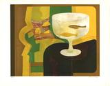 Still Life with chalice Édition limitée par Andre Minaux