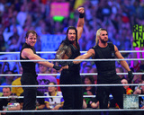 The Shield Wrestlemania 30 Action Photo