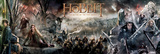 The Hobbit Battle of the Five Armies - Collage - Poster
