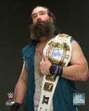 Luke Harper with Championship Belt 2014 Posed Photo