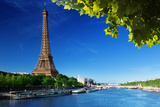 Eiffel Tower, Paris. France Prints by Iakov Kalinin