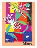 Nice, France - Côte d'Azur Giclee Print by Henri Matisse
