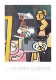 Nature Morte aux Coloquintes Samlertryk af Henri Matisse
