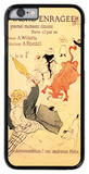 La Vache Enragee iPhone 6 Case by Henri de Toulouse-Lautrec