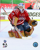 Braden Holtby 2015 NHL Winter Classic Action Photo