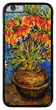 Fritillaries iPhone 6 Case by Vincent van Gogh