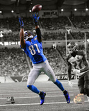 Calvin Johnson 2014 Spotlight Action Photo