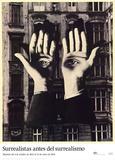 Einsamer Grosstadter Plakater af Herbert Bayer