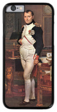 Portrait of Napoleon in His Work Room iPhone 6 Case by Jacques-Louis David
