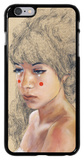 Bears in Hair iPhone 6 Plus Case by Charmaine Olivia