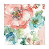 Summer Bloom II Premium Giclee Print by Lisa Audit