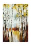 Silent Woods Giclee Print by Rikki Drotar