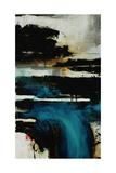 Turquoise Splash I Giclee Print by Rikki Drotar
