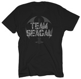 Steven Seagal - Team Seagal T-shirts