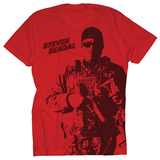 Steven Seagal - Sheriff 1 T-Shirts