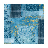 Alhambra III Indigo Prints by Wild Apple Portfolio