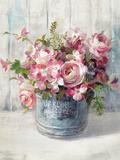 Danhui Nai - Garden Blooms I - Poster