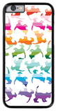 Sunset Kittens iPhone 6 Case by  Avalisa