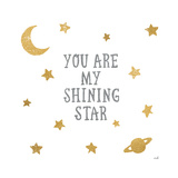 Shining Star Print by Moira Hershey