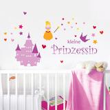 Little Princess Wall Decal Decalques de parede